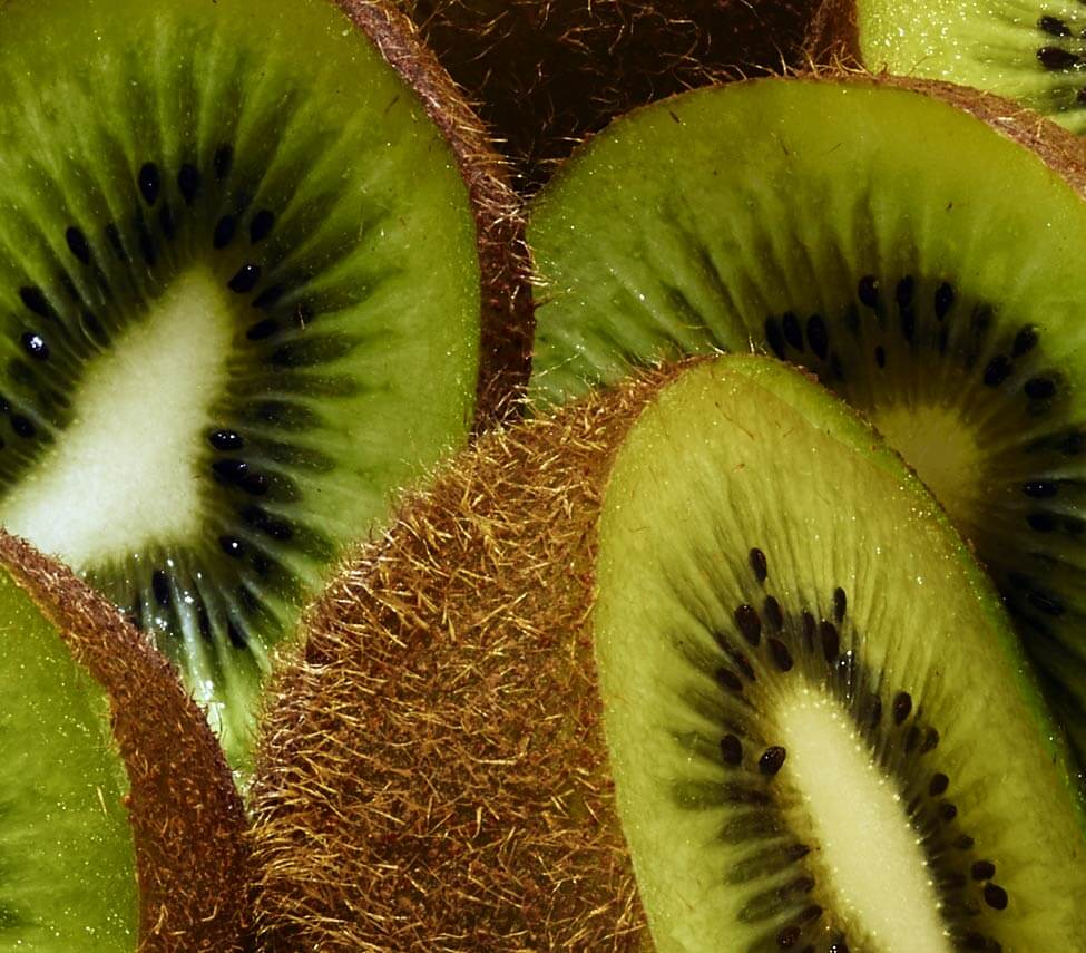 upclose kiwi ingredient for skincare